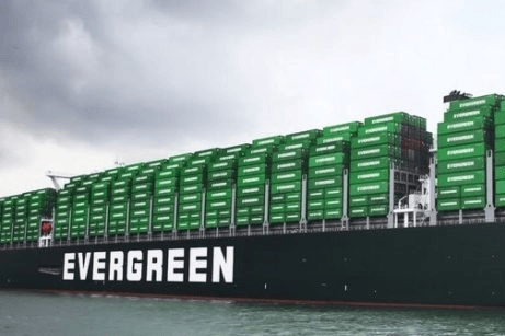 Evergreen mua 1800 container lạnh của Maersk