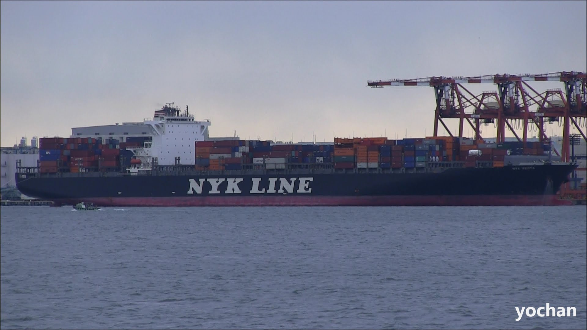 NYK AUTONOMOUS CONTAINER SHIP